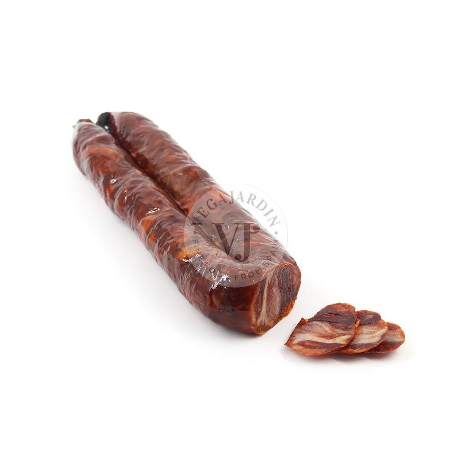 Chorizo Ibérico de Bellota ahumado Sarta 450 g