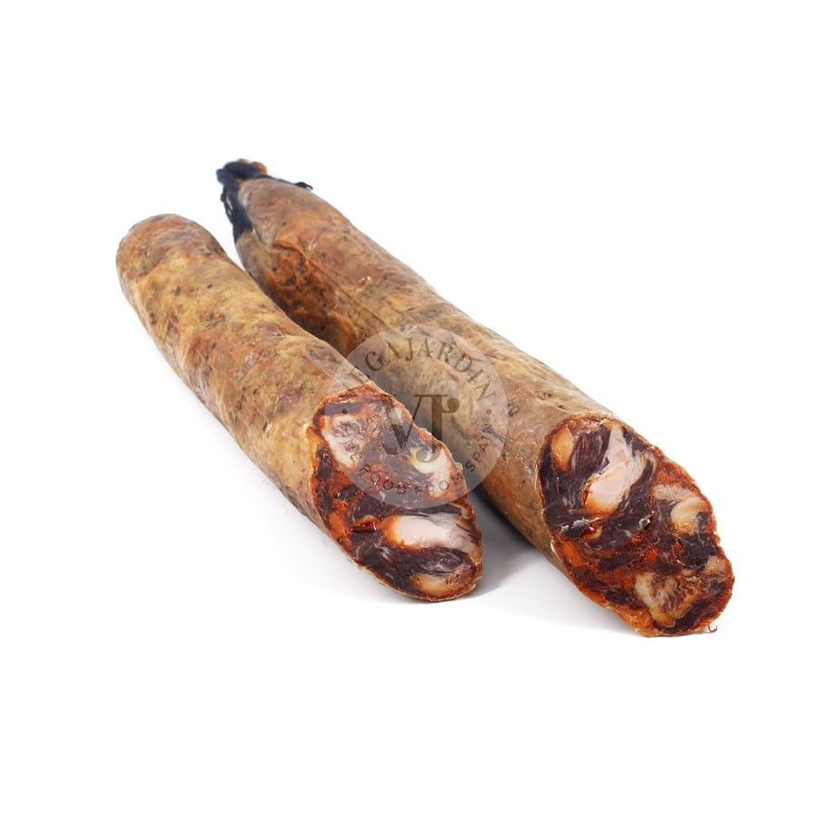 Chorizo Ibérico de Bellota ahumado Cular 1,2 kg y 600 g