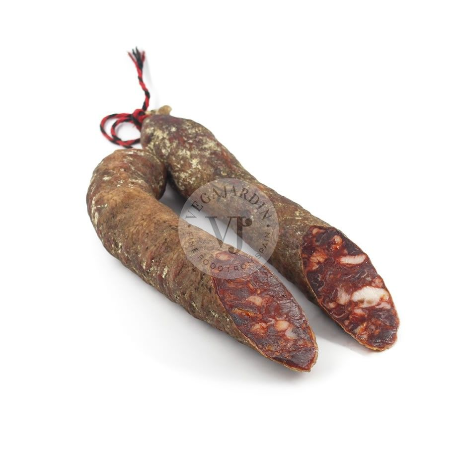 Chorizo Ibérico de Bellota Cular 1 kg, 500 g