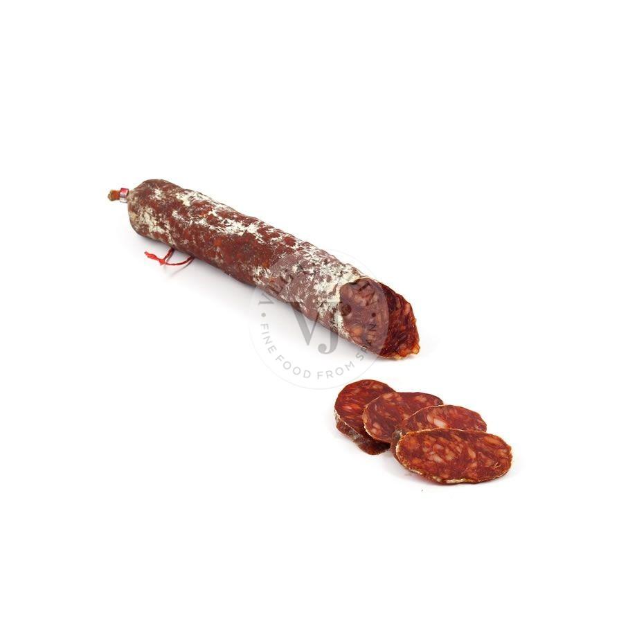 Chorizo Ibérico de Bellota Vela 250 g