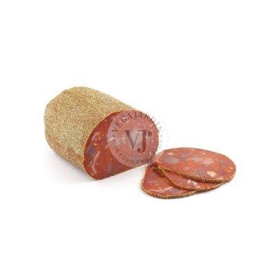 Chorizo Extra a la pimienta mitades 2,3 kg