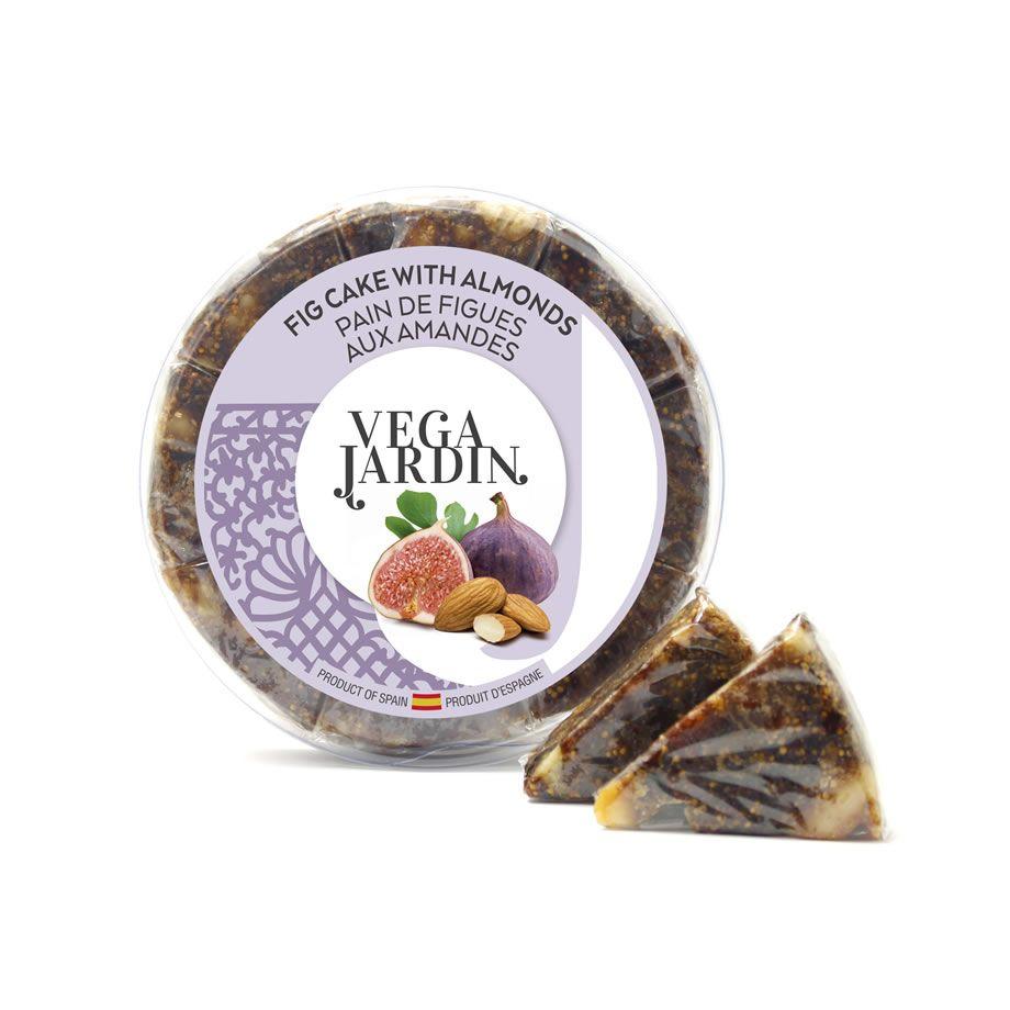 Pan de higo con almendras miniporciones 200 g