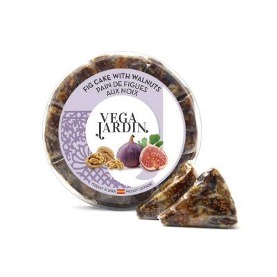 Pan de higo con nueces miniporciones 200 g