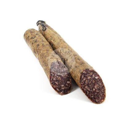 Salchichón Ibérico de Bellota ahumado Cular 1,2 kg y 600 g