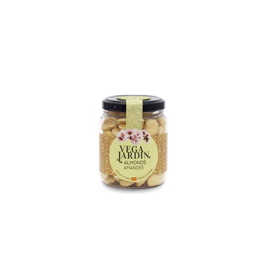 Almendra Marcona cruda 125 g