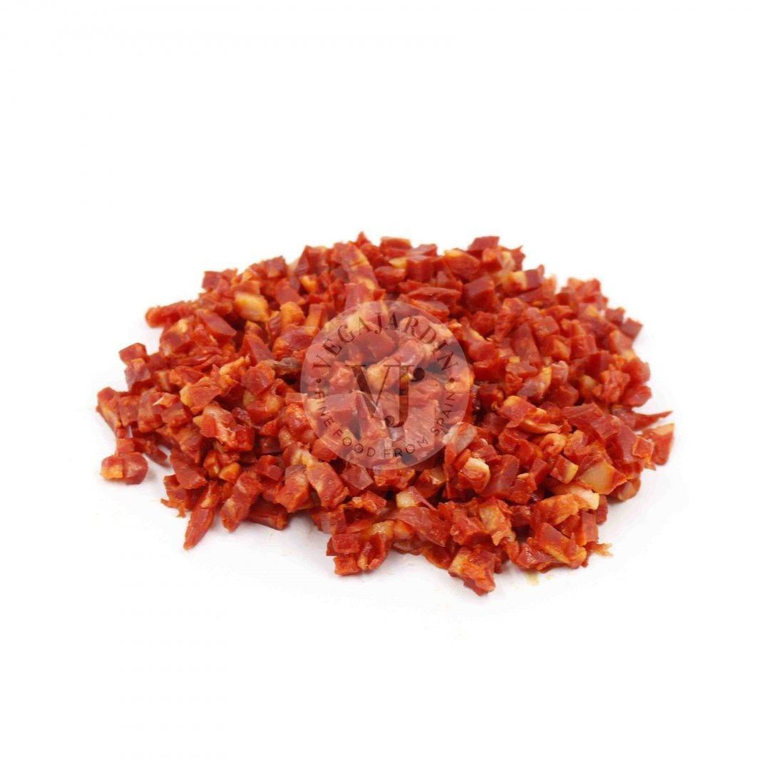 Taquitos de chorizo 75 g