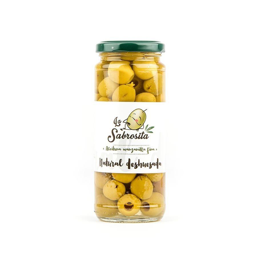 Aceituna Manzanilla Deshuesada 170 g
