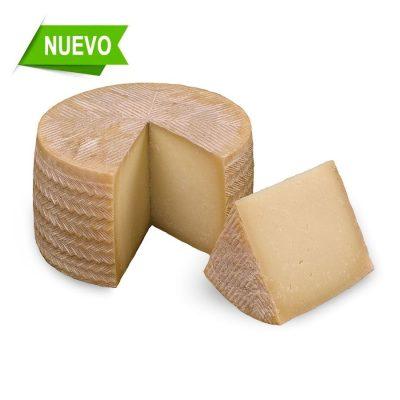 Queso Artesano Mezcla de Oveja y Cabra