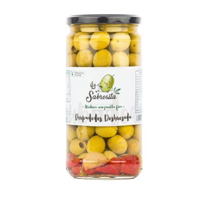 Aceituna Manzanilla Deshuesada Chupadedos 350 g