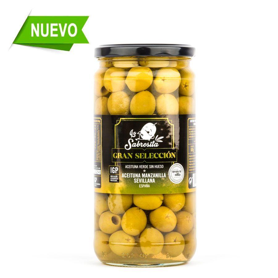 Aceituna Manzanilla Deshuesada IGP 325 g